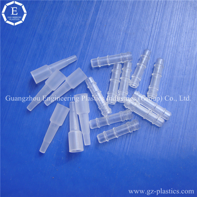 Custom as drawing molding injection Polycarbonate part transparent PC part