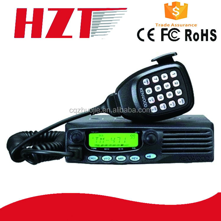 CB VHF UHF band Low band 4 bands long range ham mobile car radio and transceiver walkie talkie with military quality