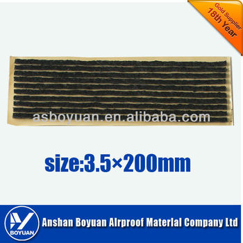 200*3.5mm tire repair seal string black