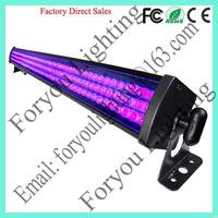 Excellent quality 252*f10mm hi-bright vivid uv leds new coming 252 wall washer chirstmas led bar