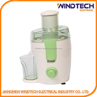 China new design popular easy cleaning single gear juicer