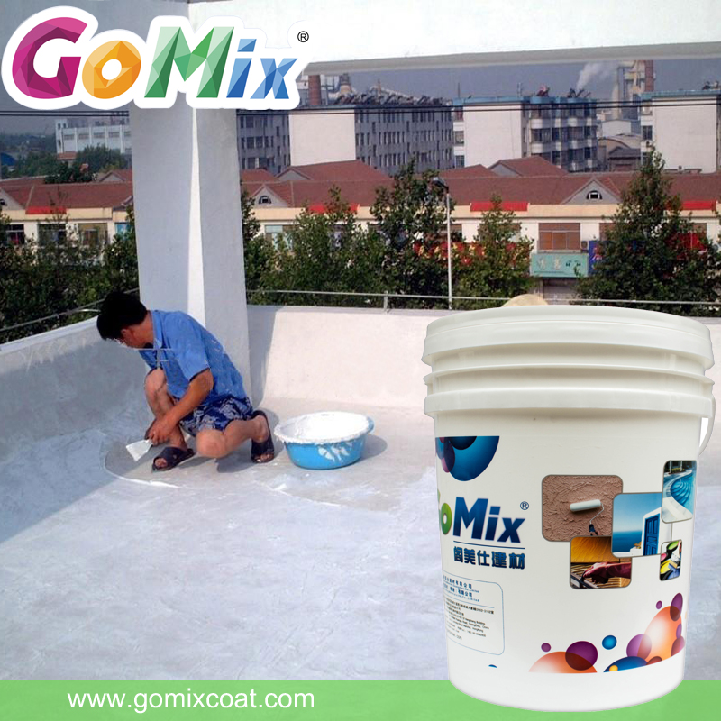 China supplier Two component system waterproofing materials for concrete roof