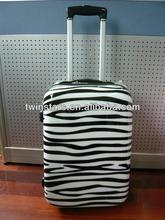 ABS/Pc women zebra beauty case