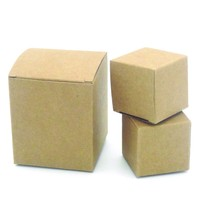 Custom small blank paper box Guangzhou