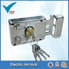 new products competitive rim lock double latch door lock
