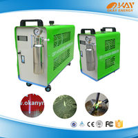 230V/110V portable hho production from water oxygen hydrogen generator