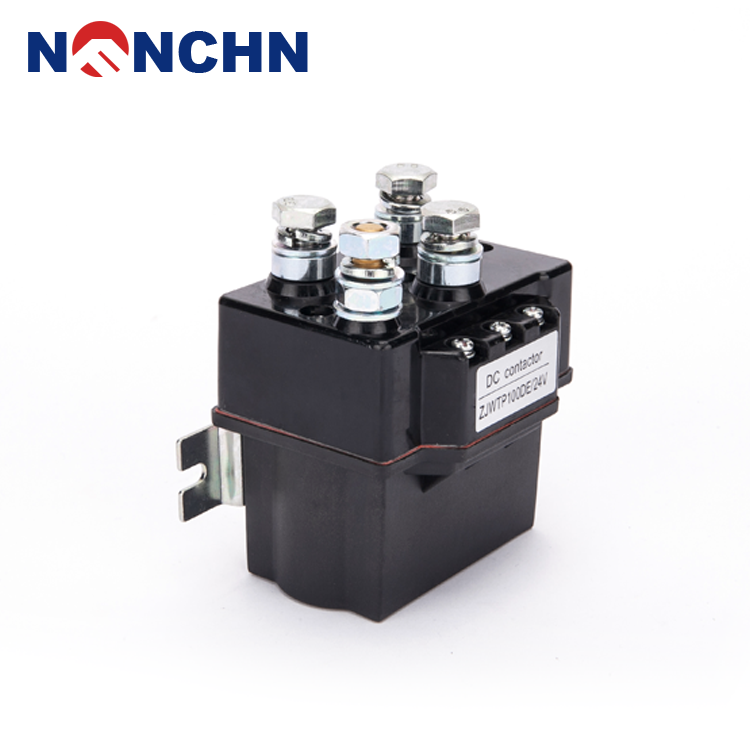 NANFENG New Business Ideas 2017 Car And Winch Dc Contactor Relay 220V