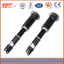TEI 32 Ways Adjustable Height And Damping Oil High Durability hydraulic coilover auto shock absorber