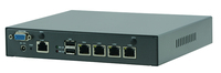 network Firewall Security appliance with BYPASS Intel x86 computer 4*RJ45 Inte 82583V chipsets Lan port