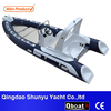 2016 outboard engine pvc or hypalon luxury yacht with price
