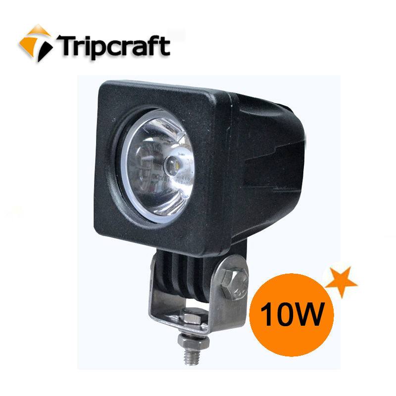 Wholesale 4x4 offroad 10W LED High power 10W LED WORK LIGHT,FLOOD,EURO,SPOT beam,10W LED working Light , super bright, IP68