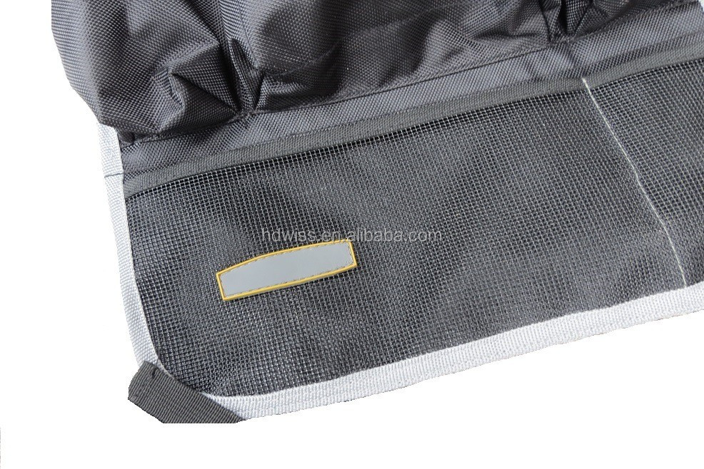 Organiser Folding Portable Multi Functional Backseat Storage Bag Car Seat Trash Bag hanging Bag