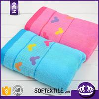 Pure cotton towel velvet computer package edge skin cleaning beauty towel wholesale