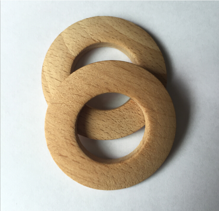 beech <strong>wood</strong> round flat ring 50*6mm