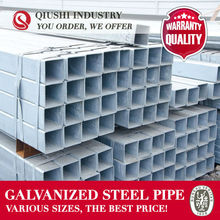 RIGID HOT DIPPED STEEL TUBE SQUARE TRADING COMPANY