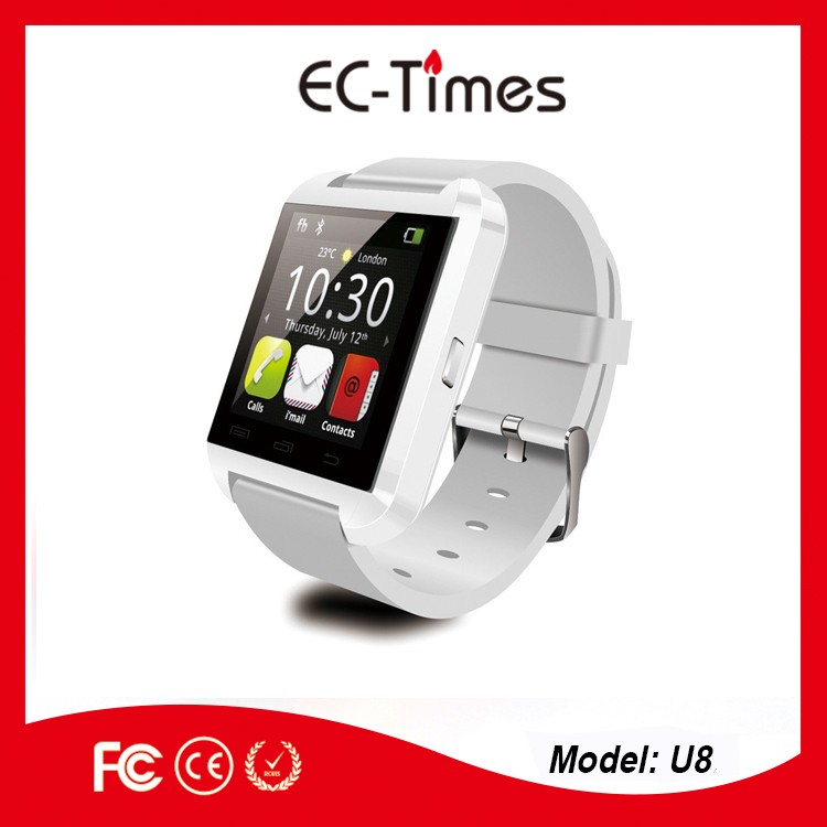 2016 sales Smart Watch U8 WristWatch for Samsung S4/Note 3 HTC All Android Phone /smart watch u8