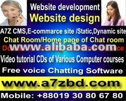 A complete dynamic site
