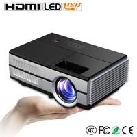 LED Mini Video LCD 1080P projector 3D Home Theater EUG Projector Full HD Proyector Beamer Projetor