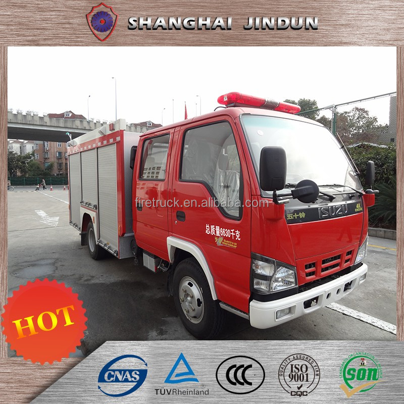 High Quality Recreational Fire Fighting Vehicle