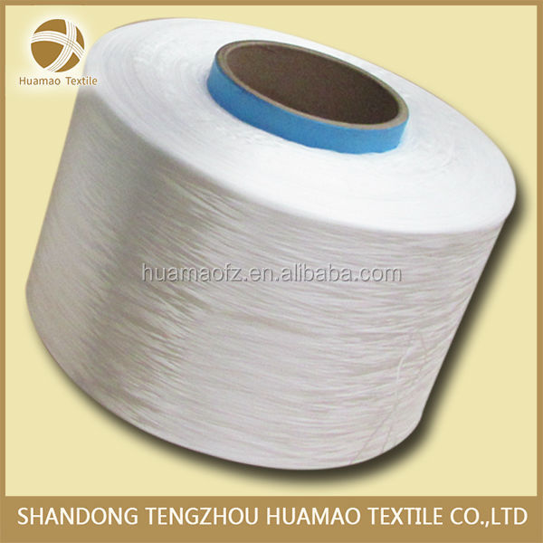 1260D FDY yarn twisted yarn pp multifilament yarn for webbing rope net