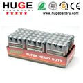 1.5v r03p um-4 aaa carbon dry battery