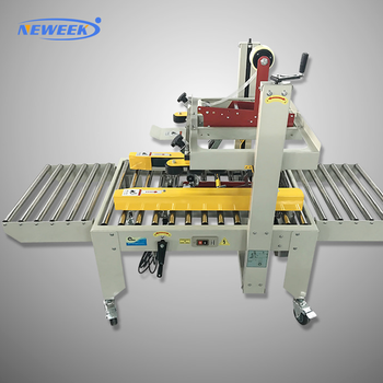 NEWEEK BOPP tape carton sealer paper box closing machine