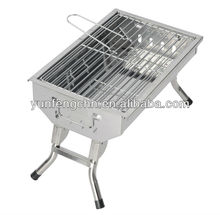 Korean Stainless steel charcoal barbecue