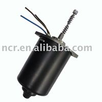 Electrical Motor with fast speed (NCR 3730 50W 12V )