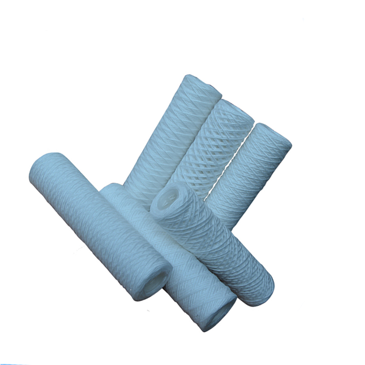 High Efficiency 5 Micron Filter Cartridge for Replacement of Water Filter