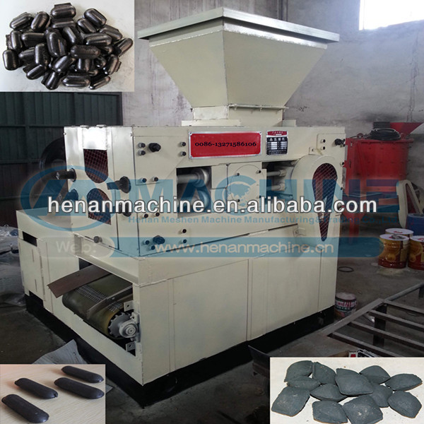 Easy operation coal powder pellet press machine for exporting, China manufacturer