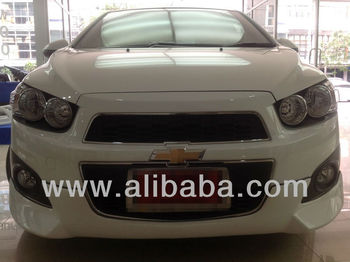 CHEVROLET AVEO/SONIC HATCHBACK Body kits (4pcs)
