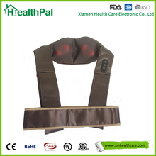 Multi-Functional Beauty Equipment massage belt electric health care neck&shoulder massager with heating and kneading therapy