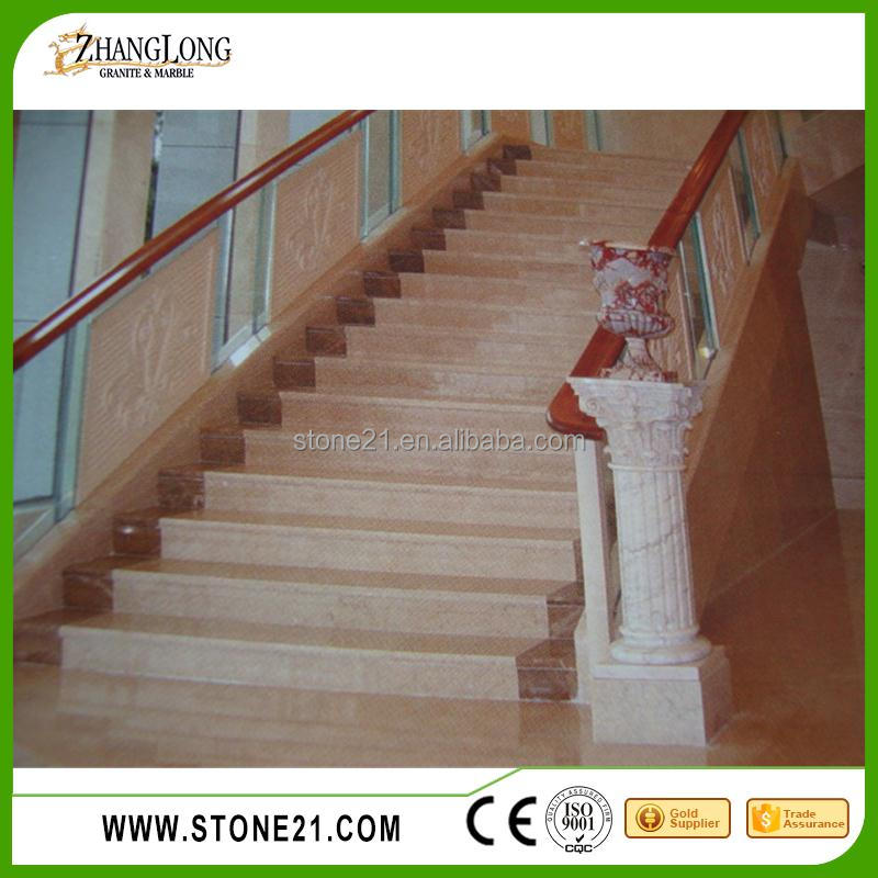 factory price black stair railing outdoor slate stair step