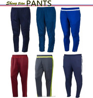 2015 16 Man wholesale soccer pants/trousers Goalkeeper Pants /cheap football straining pants tracksuit thailand quality