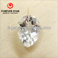 Wholesale Large Stock Natural White Topaz With Best Price Stones For Jewelry Making