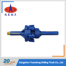 API factory manufacture steel tooth drilling hole openers for hard rock formation