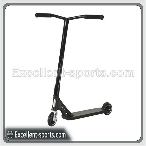 Hot-selling extreme kick pro stunt scooter for adult kick scooter black