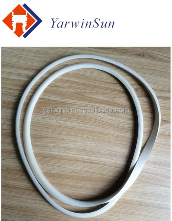 Rubber foam seal strip