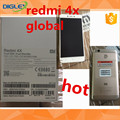 2017 big stock global version redmi 4x phone 32gb/16gb gold white cell phone