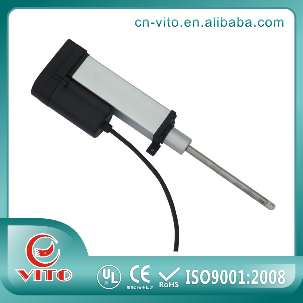 12V Micro Linear Actuator Electric Small High Speed Linear Actuator
