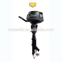 2 Stroke 9.9HP Outboard Motor S/L Manual/ electric Start Engine