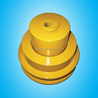 china bull dozer conveyor drive roller spare part