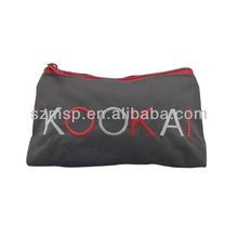 Good Quality promotional 600D cosmetic pouch/ cosmetic bag