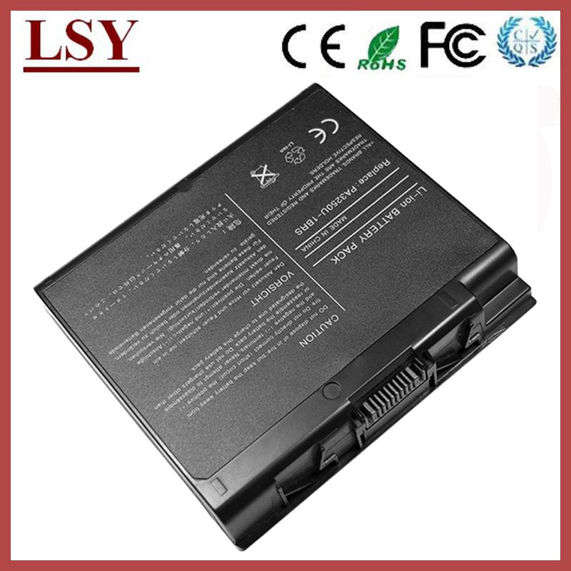 laptop battery for Toshiba PA3239 PA3250 PA3250U PA3250U-1BAS PA3250U-1BRS PA3335U-1BRS PABAS031 PA3335U-1BAS Satellite 2430 A30