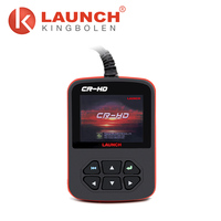 Support multiple ECUs Launch 24V truck diagnostic codes