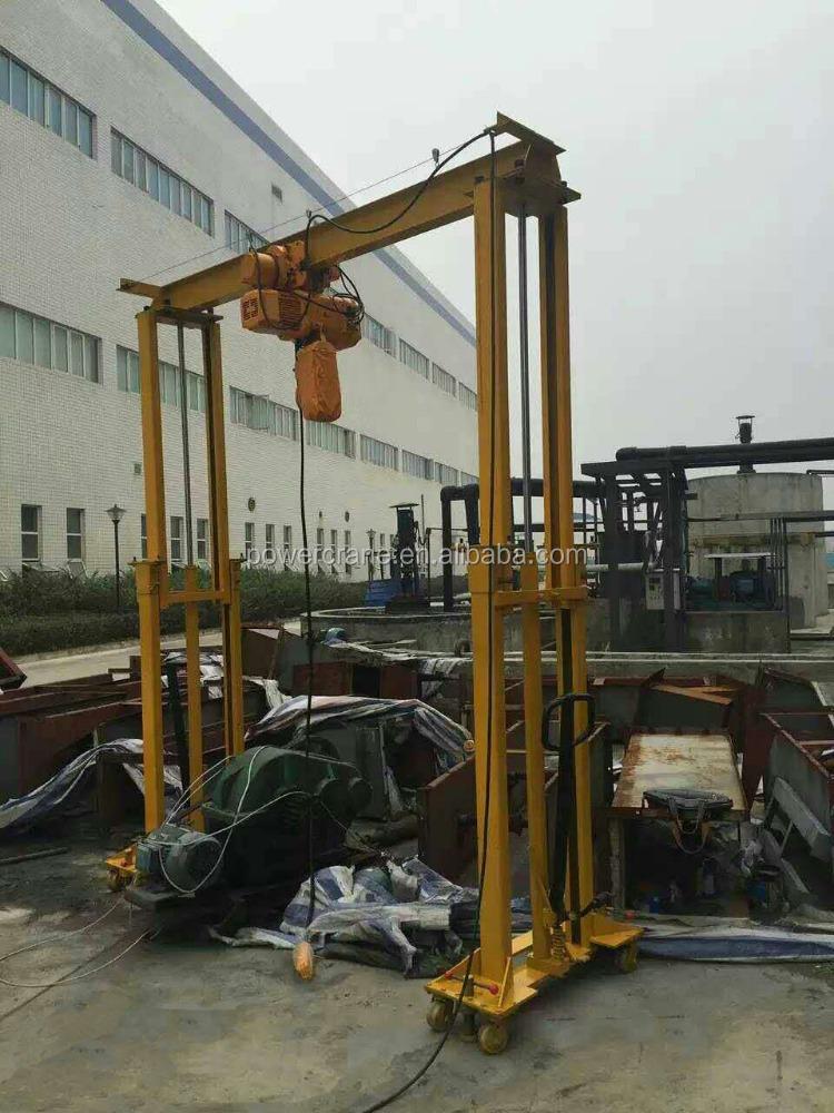 3 Ton Gantry : Ton mobile gantry crane buy