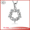 925 Sterling Silver Fashion Necklace Accessories