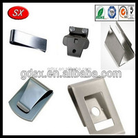 customized spring clip types, spring steel fasteners clip,metal stamping clip fasteners