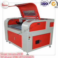 Deruge New Great sale 400*500 Favorites Compare Small Plastic acrylic CO2 Laser engraving Machine 450
