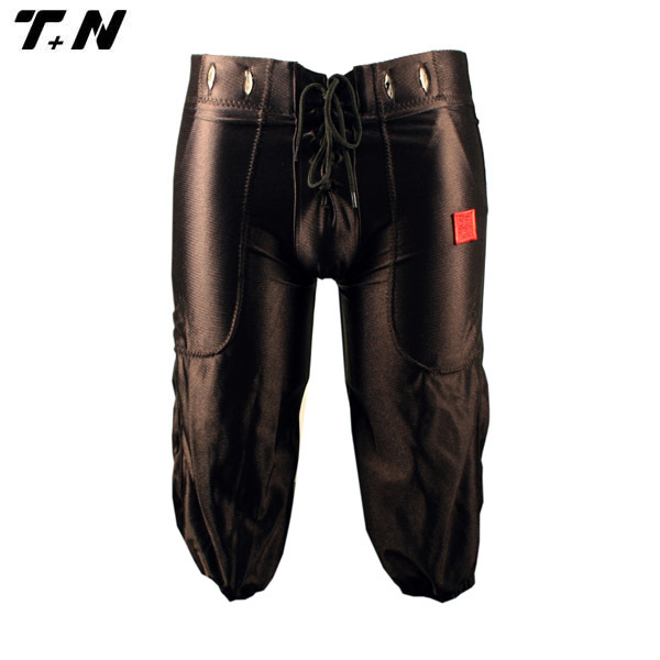 Team spandex american football pants wholesale